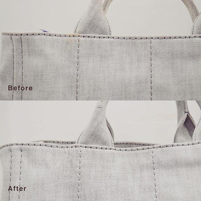 8b3de9505d7e 素材を確認し、帆布製や綿素材、化学繊維を使ったバッグであれば概ね洗濯機でも大丈夫でしょう。
